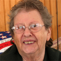 Doris Ann (Bigwood) Housman
