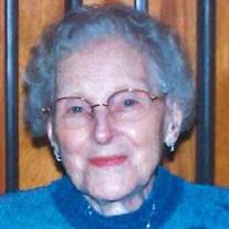 Thelma Ethel Behen