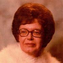 Elizabeth M. Billbrough