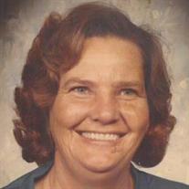 Mrs. Beverly Jean Green