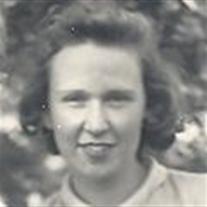 Virginia June Hackendy