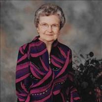 Frances Petefish Snyder