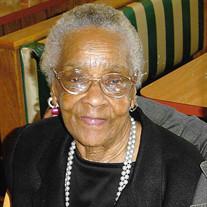 Mother Lillie M. Hudson