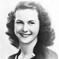 Margaret 'Jeannie' Skolbekken