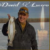 David  Michael Lucero Jr.