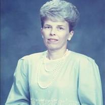 """Janice """"Jan"""" E. Roberts Mears"""