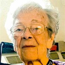 Marie Irene Tracy