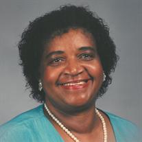 Mrs. Theodosia Hill