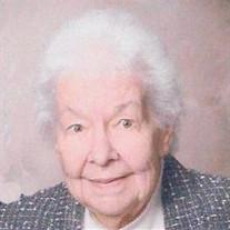 Mrs. Joyce McPherson