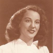 Evelyn Hendrix Teague