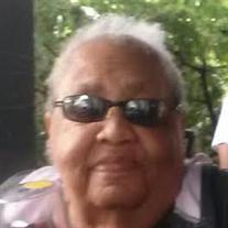 "Doretha ""Grandma D"" Hickman"