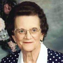 Margaret Lillian Molnau
