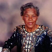 Mrs. Beulah Leona Edwards