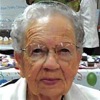 Bertha  Oedewaldt