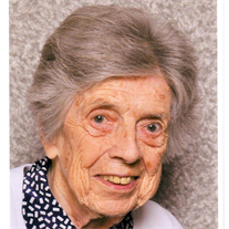 Sister Noreen Brown SSND