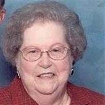 "Sarah Elizabeth ""Lib"" McGee Shull"