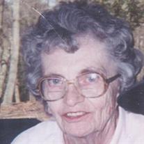Mrs. Shirley Wright Billings