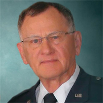 Lt. Col. George Yoblonsky, USAF, Ret.