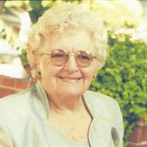 Alva Lula Parrish