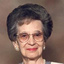 Violet M. Walker