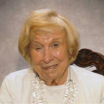 Mrs. Sarah Joann Love Denhertog