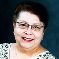 Sundra Gail 'Soni' (Sandin) Arvidson