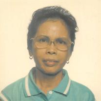 Gloria Macabante Antonio