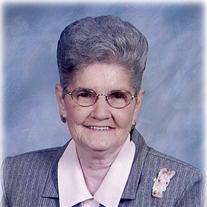 Gertrude Albert Mouton