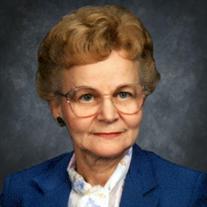Eleanor A. Miller-Stenger