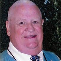 """Frank D. """"Poncho"""" Roberts  Sr."""