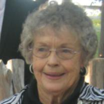 Mary  Edith Hall