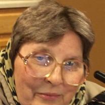 Betty Jane (Olson)  Johnson
