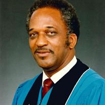 Rev. Marion  C. Hannah