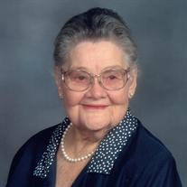 """Mrs.  Martha Lane """"MeMa"""" Christie"""