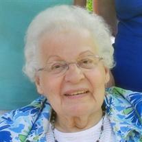 Mrs. Bessie May Somerville