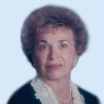 Mrs. Norma Hammond Haley Dean