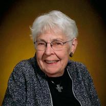 Joan Mary Redding