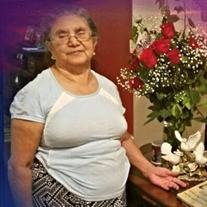 Sra. Maria  Juventina Lopez de Gutierrez
