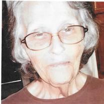 Frances June Barnett