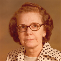 Mrs. Pauline Mason