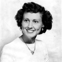 Fannie Evelyn Roden