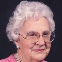 Margaret Ann Bradley Cook