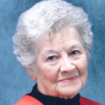 Alma D Patterson