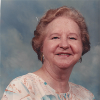 Melba June Towery Tipton