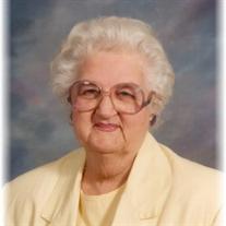 Mrs. Edith Cherry Lewis