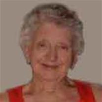 Dorothy Ellen Markwalter