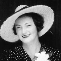 Agnes F. Dilks