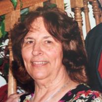 Margaret Ann Folkersma