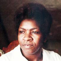 Mrs. Dorothy Cheek