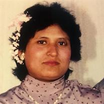 Maria del Socorro Aguilar